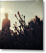 Before Love II Metal Print