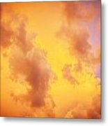 Before The Storm Clouds Stratocumulus 10 Metal Print