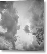 Before The Storm Clouds Stratocumulus 3 Metal Print