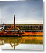 Before Working Day Metal Print