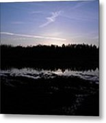 Beginning Of A New Day Metal Print