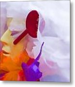 Behind Imagination  Metal Print