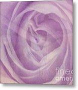 Behind The Purple Veil  Metal Print