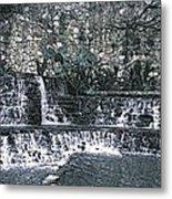 Behold The Waterfall Metal Print