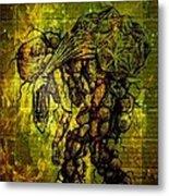 Beings Incapable Of Deep Feelings Of The Human Condition Metal Print