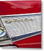 Bel Air Beauty Metal Print