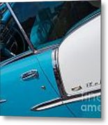 Bel-air Metal Print