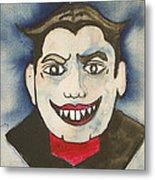Bela Lugosi As Tillie Metal Print