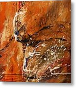 Believe In Dreams - Abstract Art Metal Print