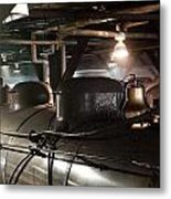 Bell And Chimney Metal Print