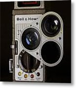 Bell And Howell 333 Movie Camera Metal Print