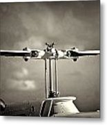 Bell Rotor Metal Print by Patrick M Lynch