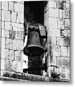 Bell Tower Valbonne Abbey Metal Print