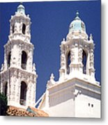 Bell Towers Metal Print