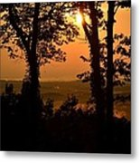 Bella Vista Sunset 2 Metal Print
