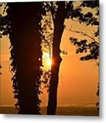 Bella Vista Sunset 3 Metal Print