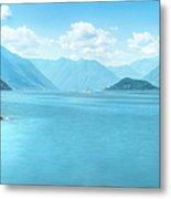 Bellagio, Lago Di Como Metal Print