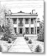 Belle Meade Plantation Metal Print
