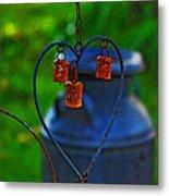 Bells Metal Print