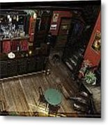 Belly Up To The Bar Boys Metal Print