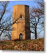 Beloit Historic Water Tower Metal Print