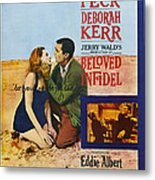 Beloved Infidel, Canadian Poster Metal Print