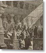 Belshazzar's Feast Metal Print