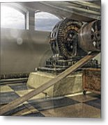 Belt-driven Power Metal Print