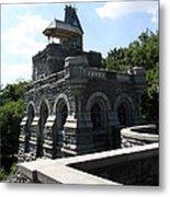 Belvedere Castle - Central Park Metal Print