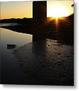 Belvelly Upright Pano Metal Print