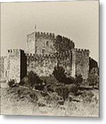 Belver Castle Metal Print