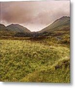 Ben Lawers - Scotland - Mountain - Landscape Metal Print