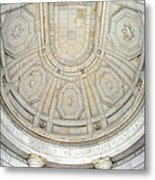 Beneath This Marble Ceiling Metal Print