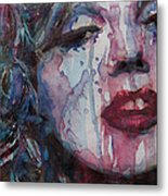 Beneath Your Beautiful Metal Print by Paul Lovering