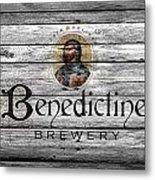 Benedictine Brewery Metal Print