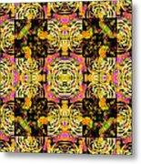 Bengal Tiger Abstract 20130205p80 Metal Print