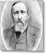 Benjamin Harrison (1833-1901) Metal Print
