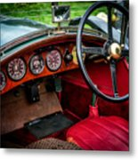 Bentley 3 Litre Metal Print