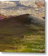 Berkshires On My Mind Metal Print