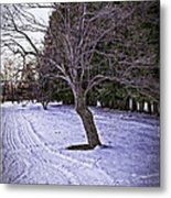Berkshires Winter 2 - Massachusetts Metal Print
