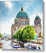 Berlin Cathedral Metal Print