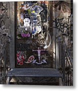 Berlin Graffiti - 2  Metal Print