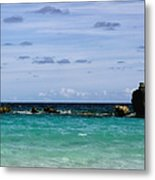 Bermuda Skies Metal Print