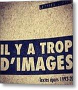 Bernard Emond Metal Print