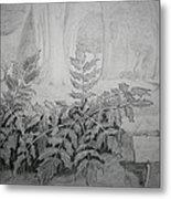 Bernheim Forest Plant Metal Print