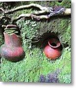 Berriles Pots Metal Print