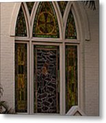 Bethel A M E  Key West Metal Print