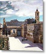 Bethlehem 1950 Metal Print