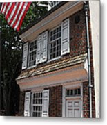 Betsy Ross House Metal Print