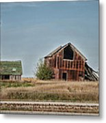 Better Days Central Il Metal Print